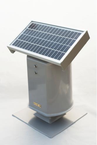 ソーラー脱気防水システム